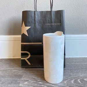 【NWT】Starbucks Reserve Limited Edition Ceramic Cup